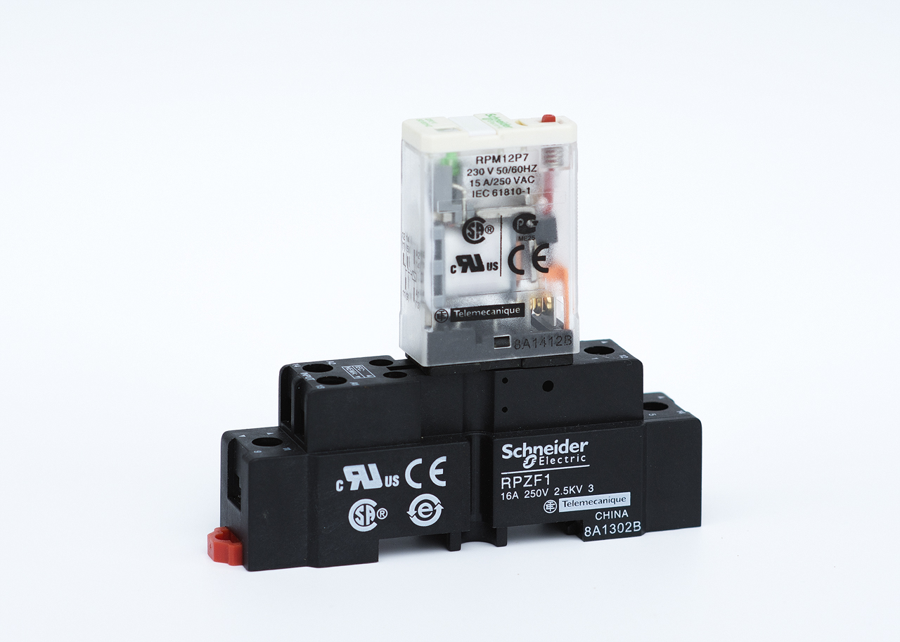 Shore Power 240v Relay Mind My Boat Used In Circuit Breaker